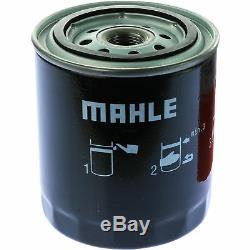 Mahle / Knecht Kit D'Inspection Filtre Kit Sct Lavage Moteur 11611336