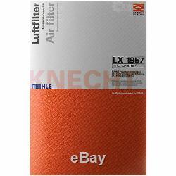 Mahle / Knecht Kit D'Inspection Filtre Kit Sct Lavage Moteur 11612004