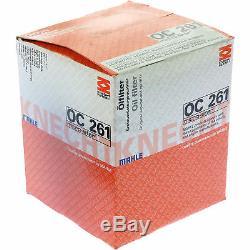 Mahle / Knecht Kit D'Inspection Filtre Kit Sct Lavage Moteur 11612021