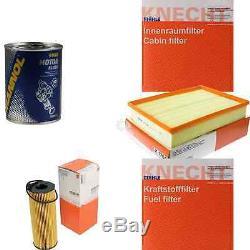 Mahle / Knecht Kit D'Inspection Filtre Kit Sct Lavage Moteur 11613338