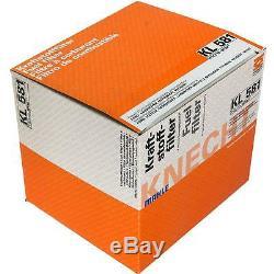Mahle / Knecht Kit D'Inspection Filtre Kit Sct Lavage Moteur 11613621