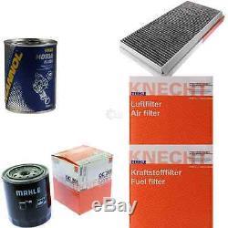 Mahle / Knecht Kit D'Inspection Filtre Kit Sct Lavage Moteur 11614545