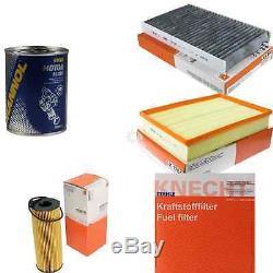 Mahle / Knecht Kit D'Inspection Filtre Kit Sct Lavage Moteur 11615636