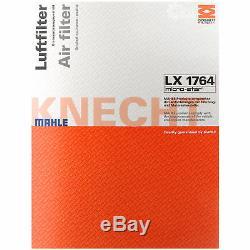 Mahle / Knecht Kit D'Inspection Filtre Kit Sct Lavage Moteur 11615637