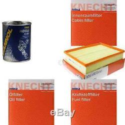 Mahle / Knecht Kit D'Inspection Filtre Kit Sct Lavage Moteur 11617148