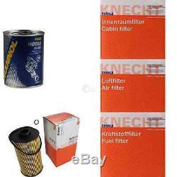 Mahle / Knecht Kit D'Inspection Filtre Kit Sct Lavage Moteur 11617382