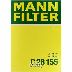 Mann Filtre Paquet mannol Filtre à Air Land Rover Freelander 2 Fa 2.2 eD4 Lf