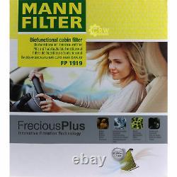 Mann Filtre Paquet mannol Filtre à Air Land Rover Range LG 5.0 V8 3.0 4x4
