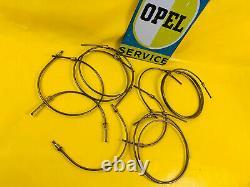 Neuf Kunifer Kit de Conduite de Frein Opel Capitaine P 2,5 Et Pl 2,6 Lot