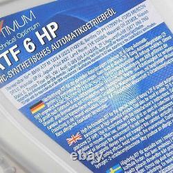 Original Zf 6HP19 Carter D'Huile + Atf Huile 12L Automatique Pour BMW 6er 7er Z4