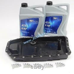 Original Zf Automatique Carter D'Huile de Transmission 6HP19 Pour BMW Incl 10 L