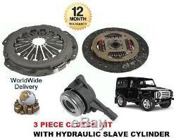 Pour Land Rover Defender 2.2 TD4 2011 Kit d'em brayage 3 pièces + hydraulique