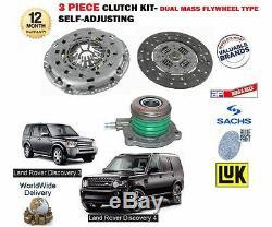 Pour Land Rover Discovery 3+4 2.7TD V6 4.4 2004-2012 Kit Embrayage avec