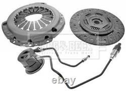 Pour Land Rover Freelander TD4 2.0 Td 2001-2006 Kit Embrayage & Concentric