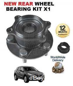 Pour Mazda CX5 2.2DT 2011- Arrière Neuf Kit Roulement Roue X1