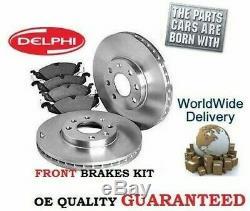 Pour Range Rover Sport 3.0T V6 2009-2013 Frein avant Disques Set + Bloc Kit