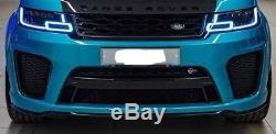 Range Rover Sport Svr L494 OEM 2018 + Avant Fin Conversion Kit Apprêtée Tout