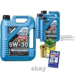 Révision D'Filtre LIQUI MOLY Huile 8L 5W-30 Pour BMW 3er E46 320d 318d E39