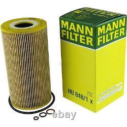 Révision Filtre LIQUI MOLY Huile 10L 5W-40 Pour BMW 5er E39 525tds 525td E34