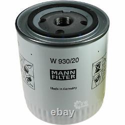 Révision Filtre LIQUI MOLY Huile 7L 5W-40 Pour Land Rover Discovery I Lj 4.0