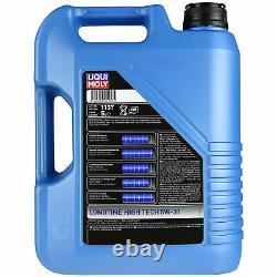 Révision Filtre LIQUI MOLY Huile 8L 5W-30 Pour BMW 3er E46 320d 318d E39 520d