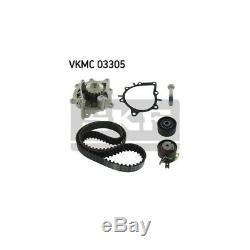 SKF Pompe à L'Eau + Kit Courroie de Distribution Citroen Fiat Ford Land Rover