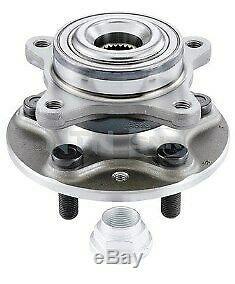 SNR Kit de roulements de roue Essieu avant (R180.03) par ex. Pour Land Rover