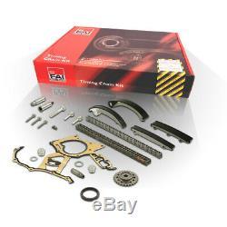 TCK183 Fai Kit Chaîne Distribution Pour BMW 3 (E36) 325 Td (M51 D25)