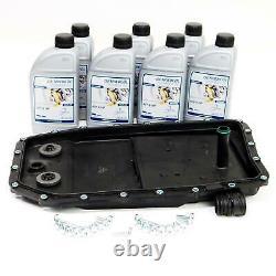 Trcuktec Jeu Complet Getriebeservice Automatique Huile Oelservice Pour BMW 6HP26