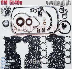 Ultimate 5L40e Révision Kit, Joint et Set, GM Boîte de Vitesse BMW, Land Rover
