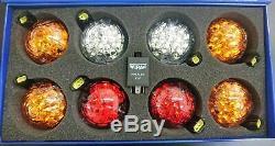 Wipac LED Lampe Kit Amélioration 73mm Coloré Lentille Défenseur 90/110