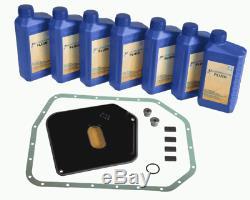 ZF Kit Complet Vidange Boîte Automatique 5HP24 (1058.298.046) BMW, Jaguar