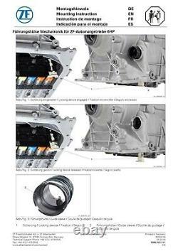 ZF Vidange Lot Transmission Automatique 6 Rayon 6HP26/28/32 BMW Jaguar